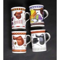 Horse sports mug -  - 8.22