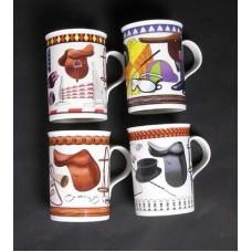 Horse sports mug