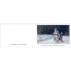 Kunst/kerstkaarten in wikkel