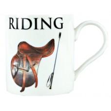 Mok paardrijden