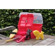 Poetsbox Red Horse