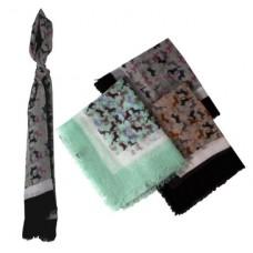 sjaal design multi paard