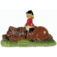 Thelwell don't tire your pony