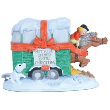 Thelwell XMAS Surprise