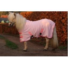 Fleece deken HB roze