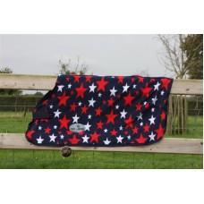 Fleece deken HB Stars