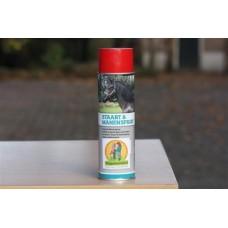 Result Staart en manen spray